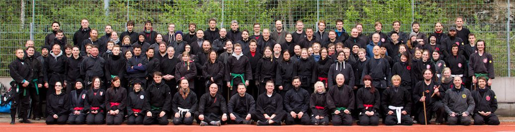Bujinkan Trainingslager Deutschland